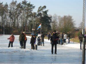 """ijsvereniging """"de Hare"""" te Aalten"""
